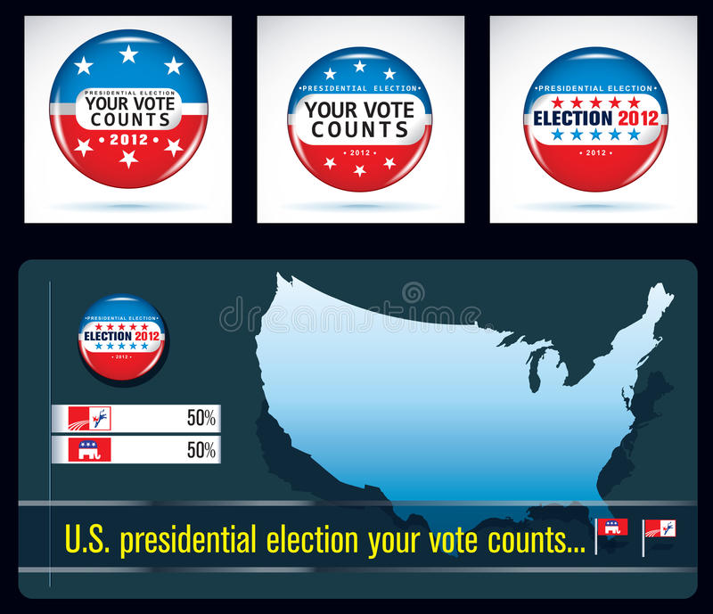 Download Us Presidential Election In 2012 Stock Photo - Image: 23222170