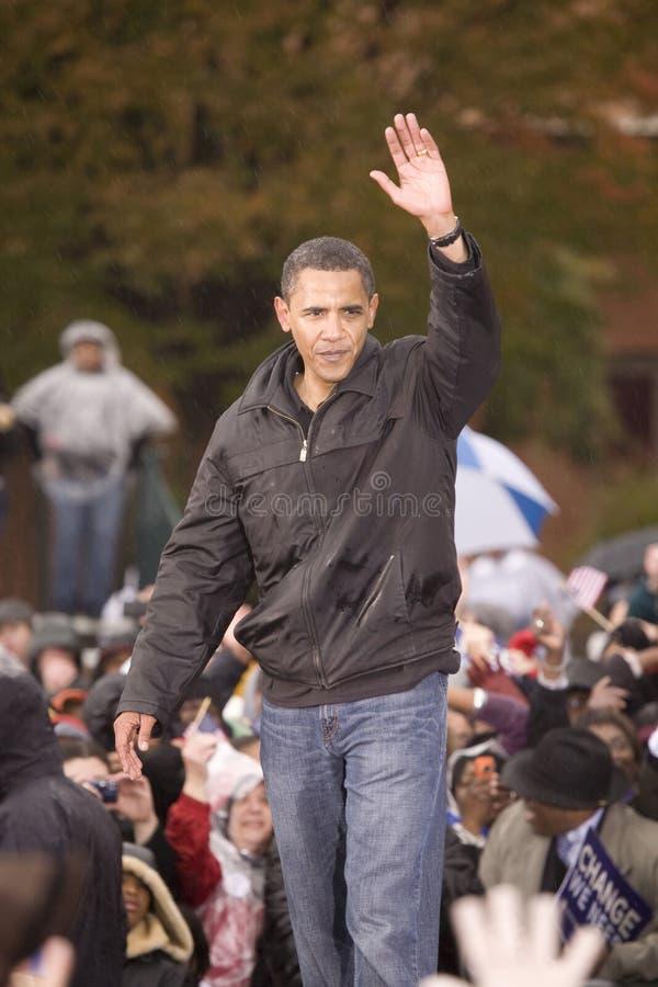 US Senator Barack Obama lizenzfreie stockfotos