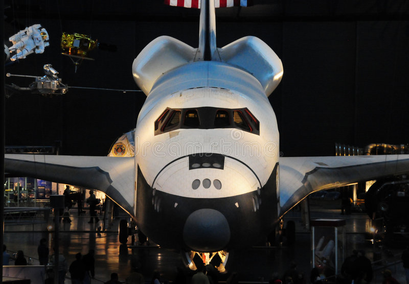 US Space Shuttle Editorial Stock Image