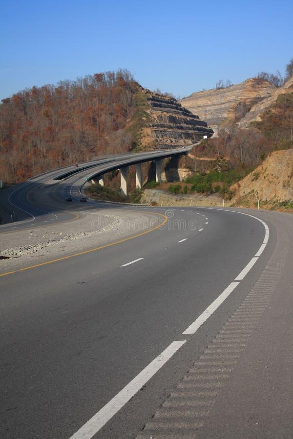 US119 Kentucky est photo stock