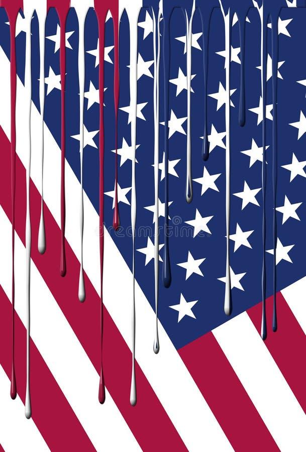 USA ilustracja wektor