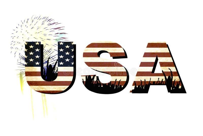 USA stockfotografie