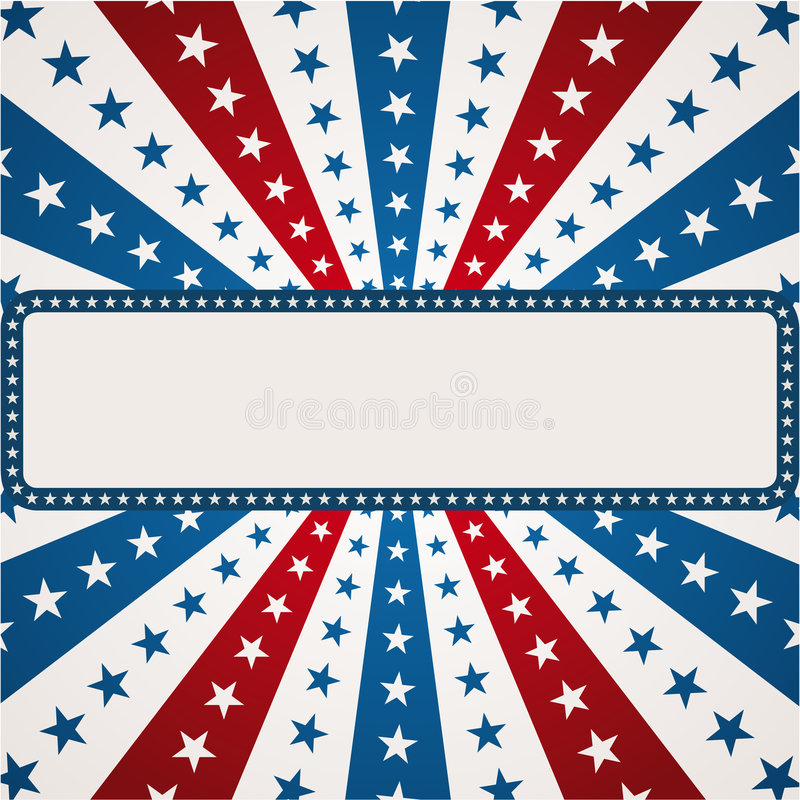 Usa background royalty free stock photo