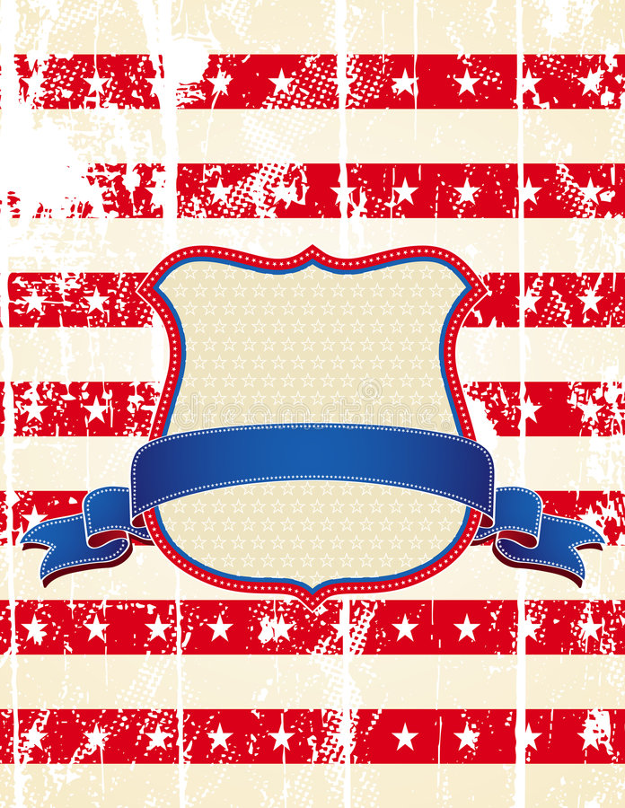 Download USA background, vector stock vector. Image of celebration - 4898402