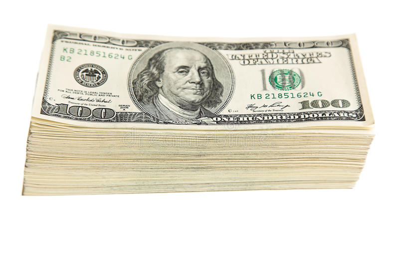USA dolary obrazy royalty free