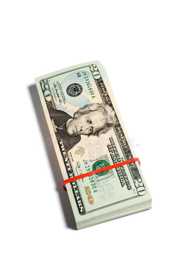 USA Dollar. Concept of business and finance royalty free stock photography