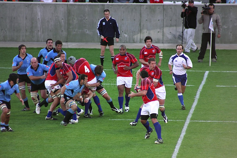 Download USA Eagles Vs Uruguay National Rugby Game Editorial Photography - Image: 7074577