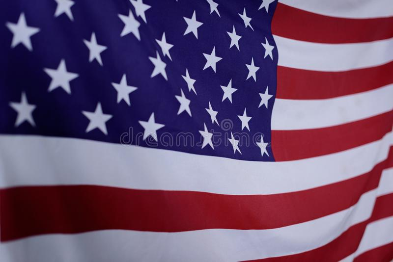 Usa flag, america's independence. Day concept stock photos