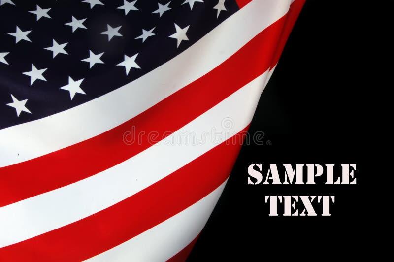 USA Flaga obrazy stock