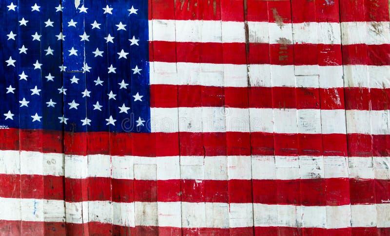 USA, flaga amerykańska zdjęcia stock