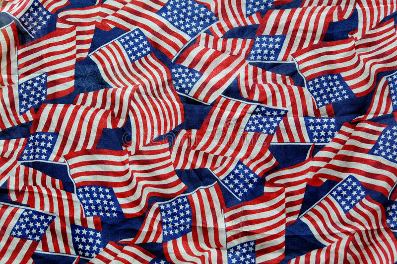 Usa flaga tapeta obraz royalty free