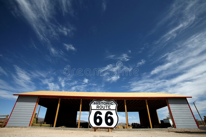 Download USA, historic rout 66 stock photo. Image of travel, traditional - 5378780