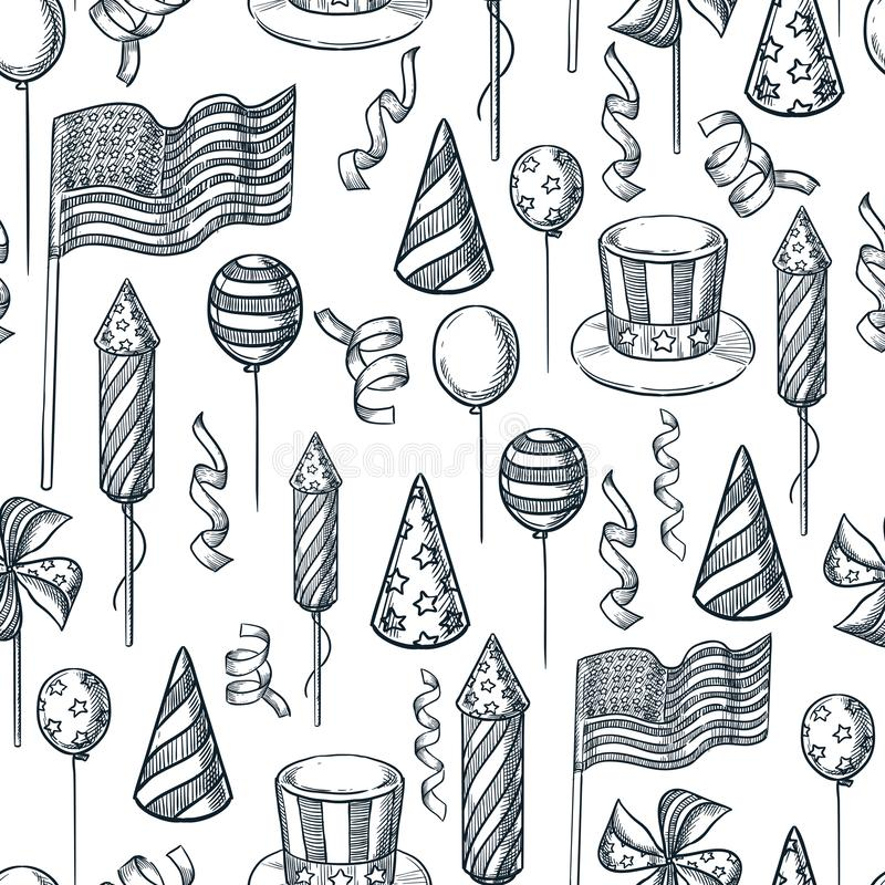Christmas In July Clipart Black And White.July Hat Black White Stock Illustrations 264 July Hat