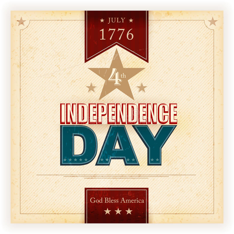 Download USA Indenpendence Day Background Stock Vector - Image: 30458141