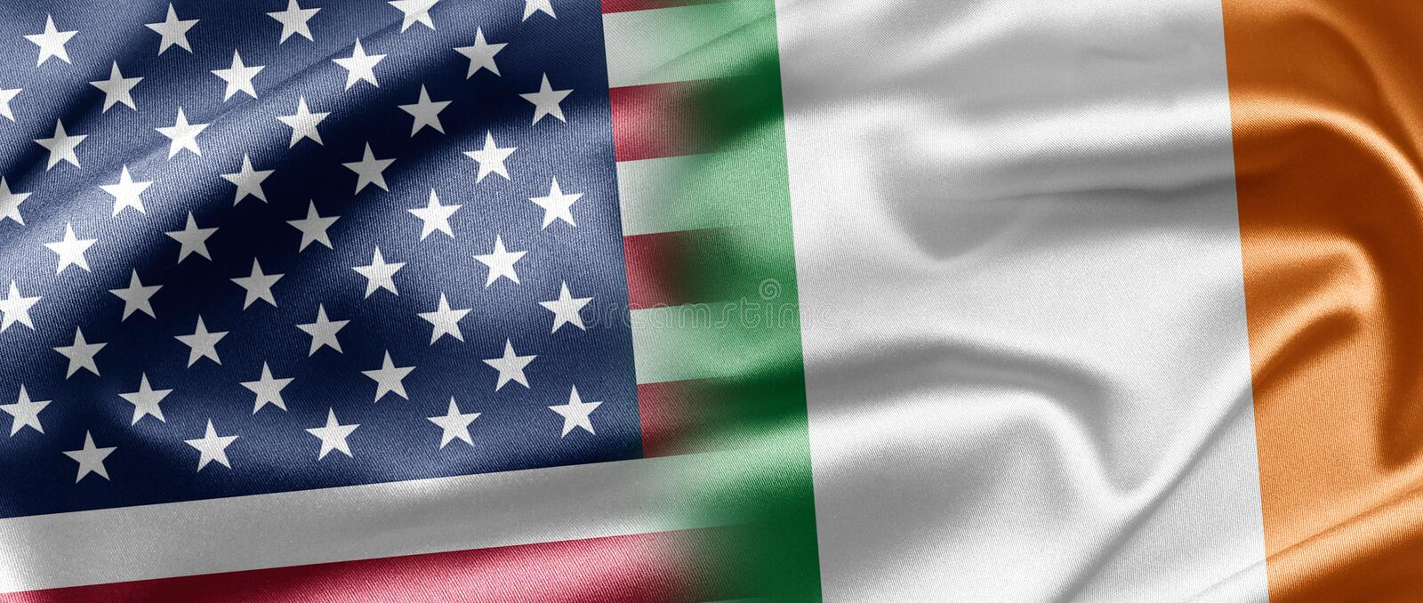 Download USA And Ireland Stock Photo - Image: 28585020