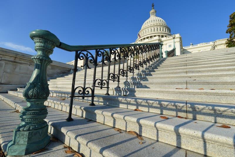 USA-Kapitoliumbyggnad, Washington DC, USA arkivfoto