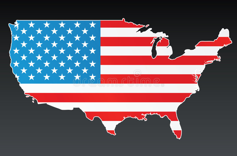 Map American Flag Wallpaper Wallpaper WallDiskPaper - Us map logo