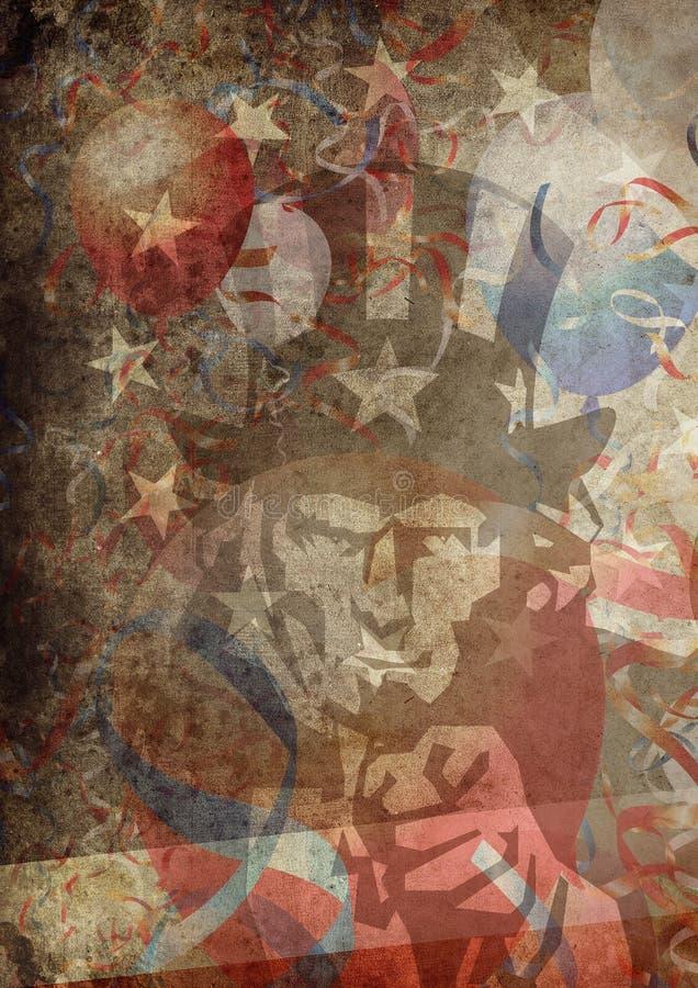 Download Usa mega montage 1 stock illustration. Illustration of graphic - 41363813
