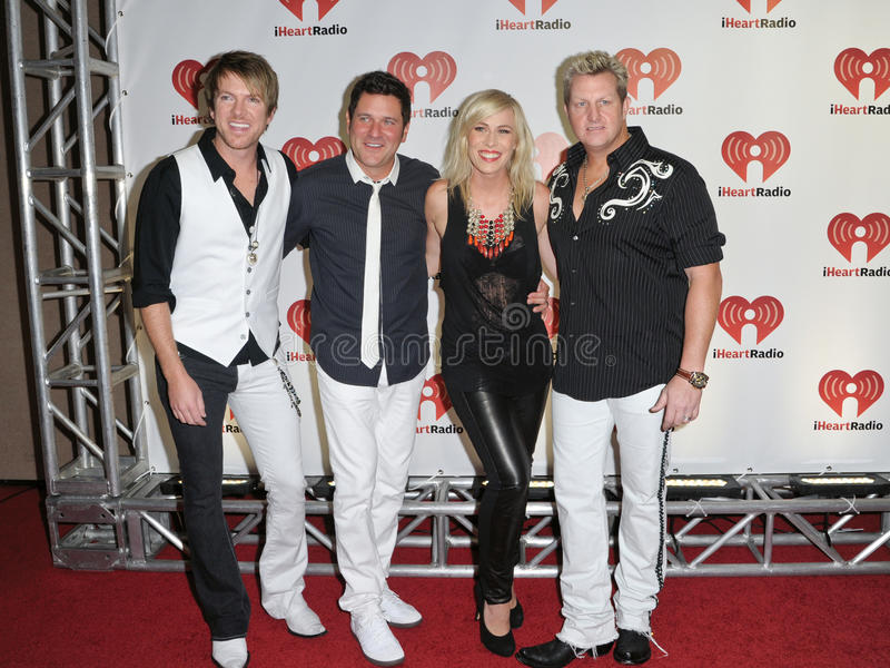 Download USA - Music - 2011 IHeartRadio Music Festival Editorial Photography - Image: 21377082