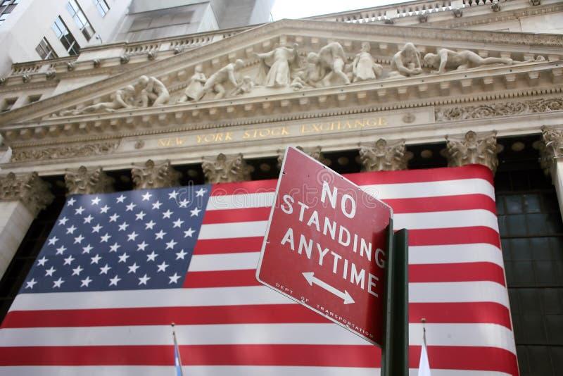 Download USA, New York, Wallstreet, Stock Exchange Editorial Image - Image: 5738605