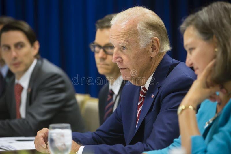 USA rozpusta - prezydent Joe Biden zdjęcia royalty free