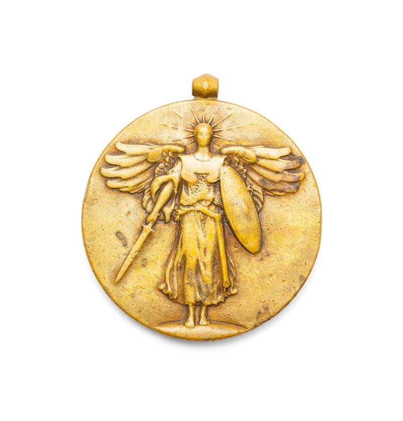 USA Victory Medal arkivbild