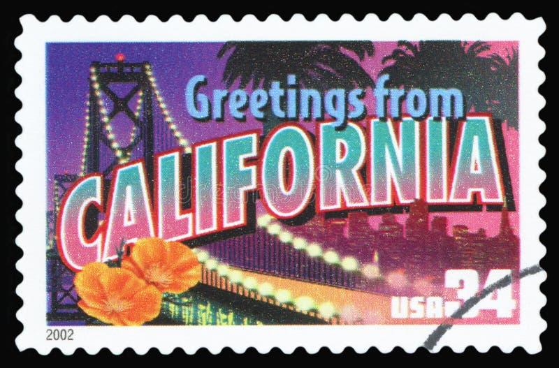 USA znaczek pocztowy zdjęcia royalty free