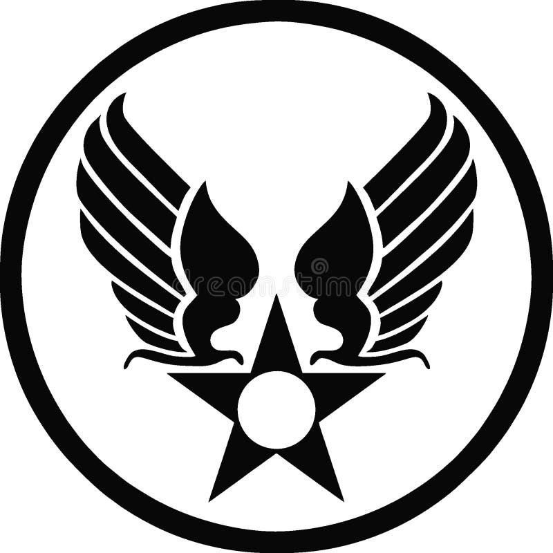 USAAF 免版税库存图片