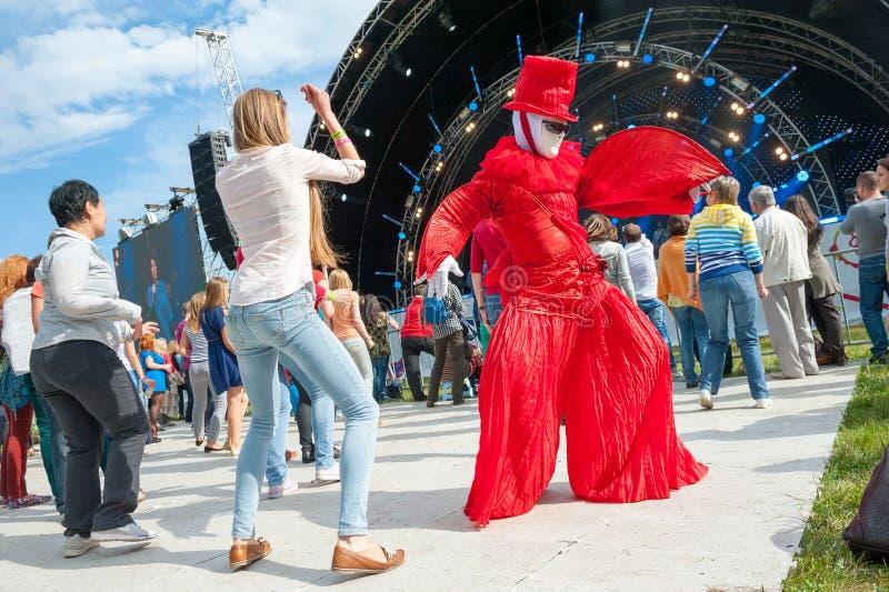 Usadba Jazz Festival fotografie stock