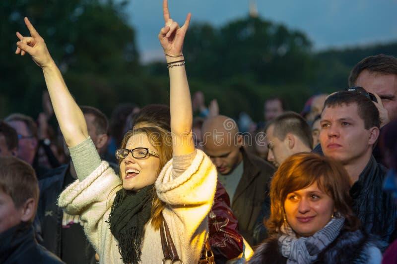 Download Usadba Jazz Festival editorial photo. Image of air, jazz - 33871841