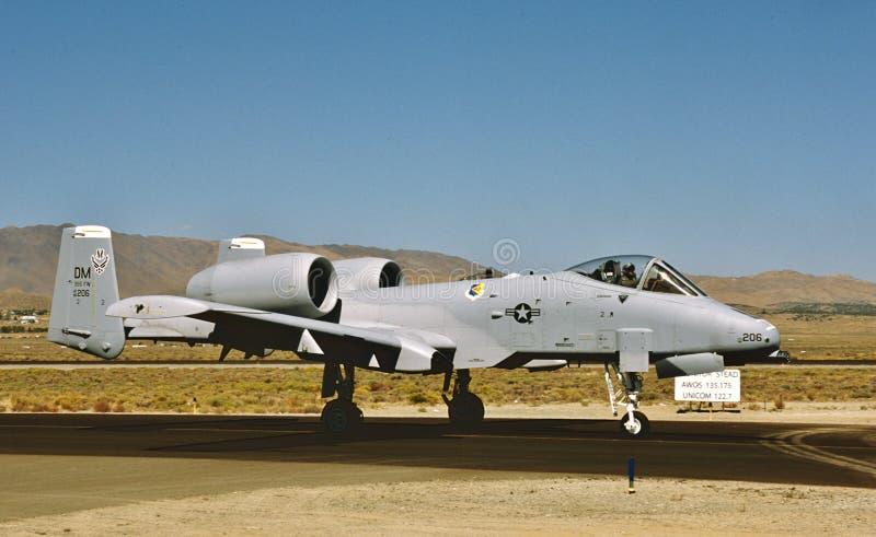 USAF OA-10A 80-0206 Przy Reno obywatela powietrzem Ściga się w 2007 zdjęcie royalty free