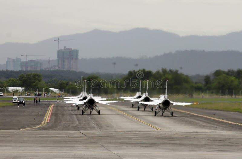 USAF Thunderbirds Airshow Editorial Image
