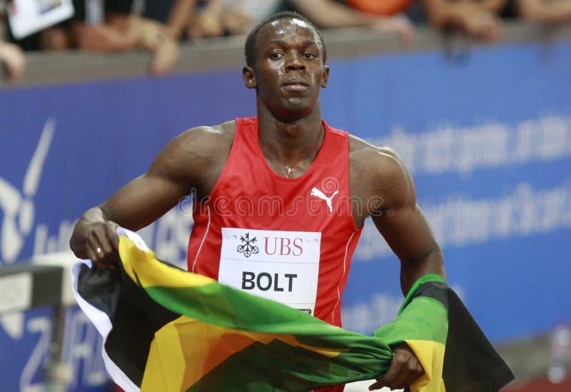 Usain Bolt stock photos