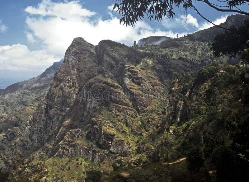 Usambara Mountains, Tanzania stock photos