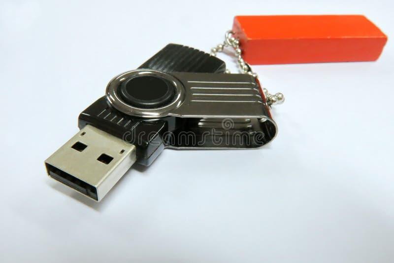 USB闪光驱动 图库摄影