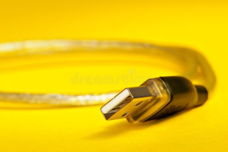 usb кабеля стоковая фотография