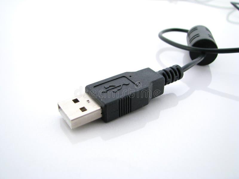 USB royalty-vrije stock foto
