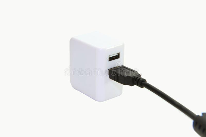 Usb-Adapter stockbild
