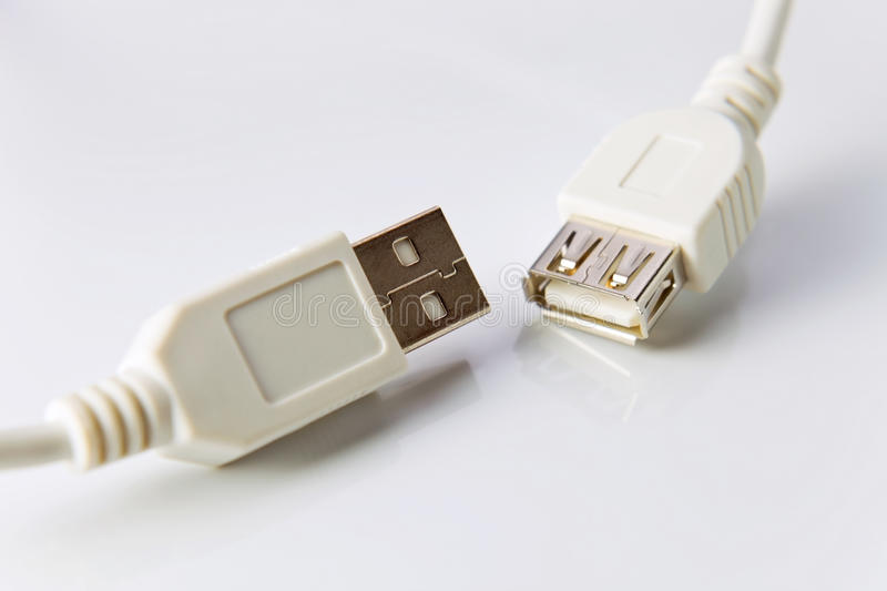 Download USB cable stock image. Image of plastic, link, component - 24876685