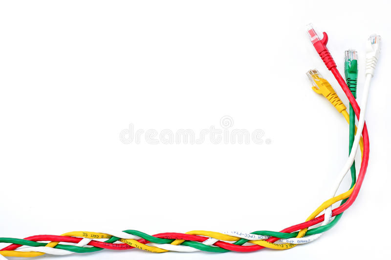 Download USB Cable   White Background Stock Image - Image: 32279955