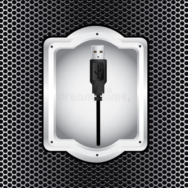 Free Usb Connection Royalty Free Stock Photo - 33136085
