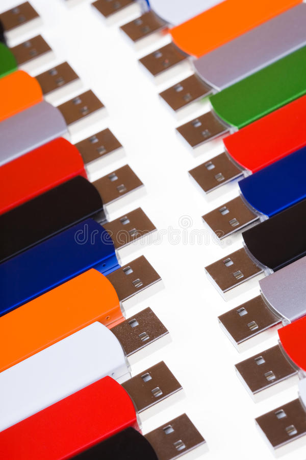 Download USB flash memory stock photo. Image of software, connection - 26701256