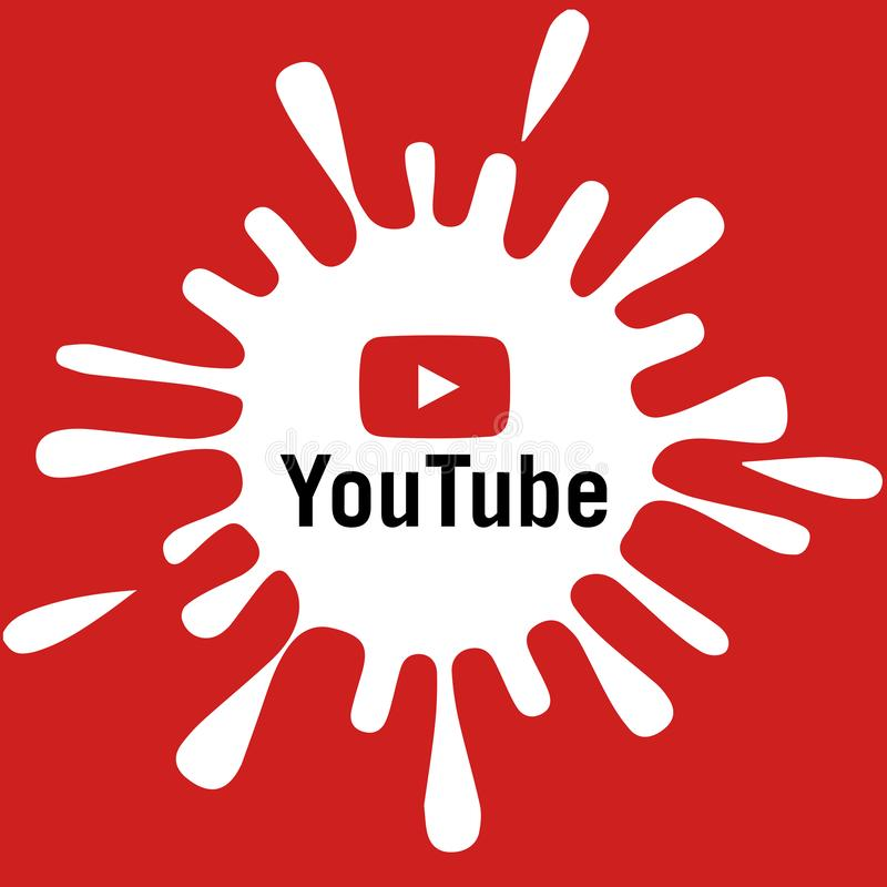 Youtube banner royalty free stock photos