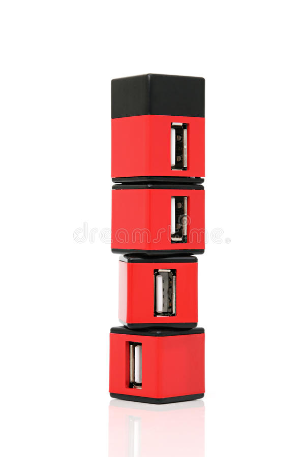 Free USB-HUB Stock Photo - 13199440