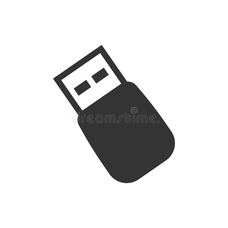 Usb Pen Drive Icon libre illustration