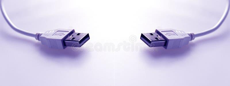 Usb plug stock photos