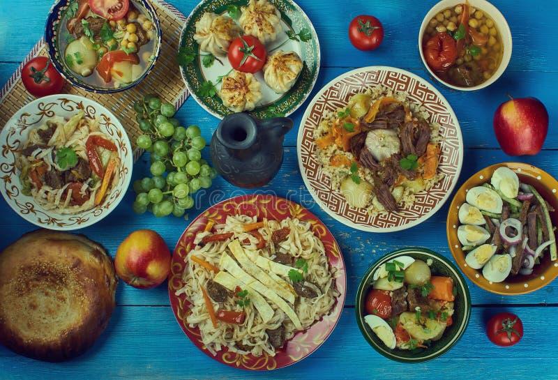 Usbekküche lizenzfreie stockfotos
