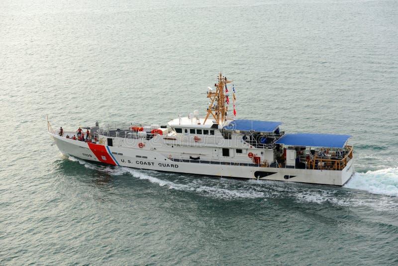 USCGC Kathleen Moore (WPC-1109) fotografia de stock