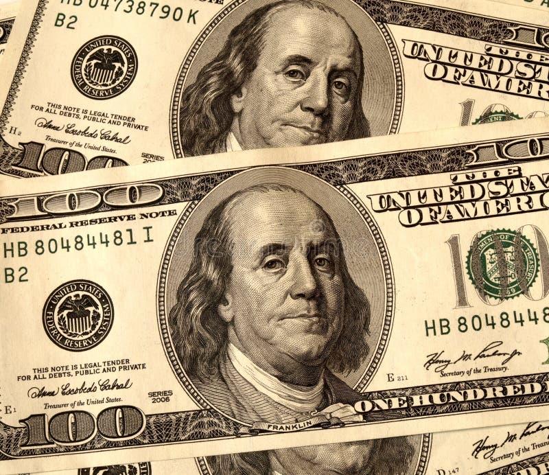 Download USD 100 United States Dollar Bills Close Up Stock Photo - Image: 13158374