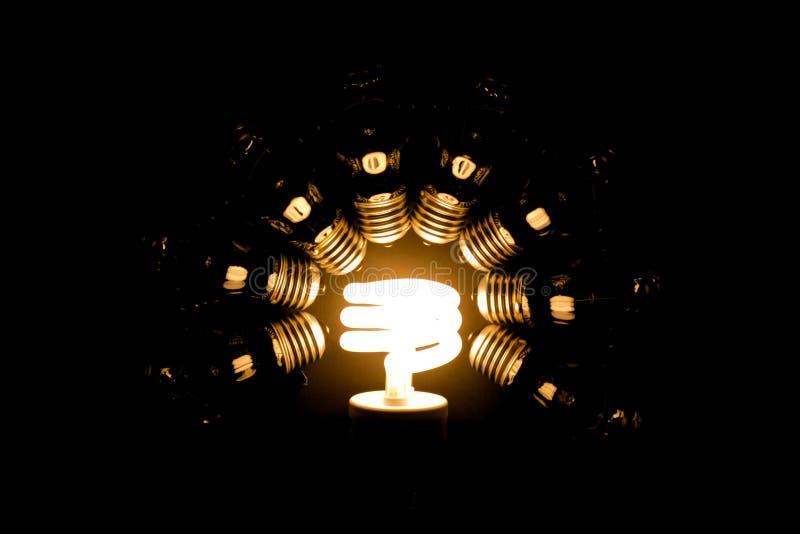 Download Use eco light stock photo. Image of energy, idea, ecological - 21227950